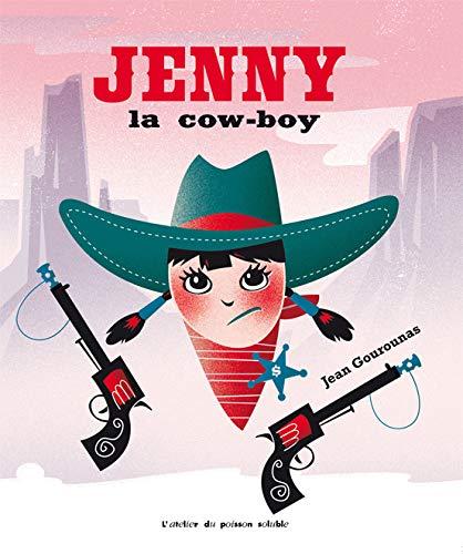 9782358710558: Jenny la cow-boy
