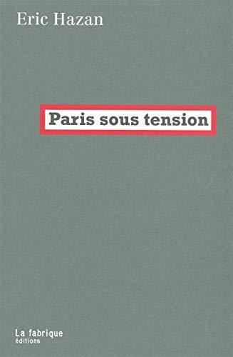 9782358720205: Paris sous tension