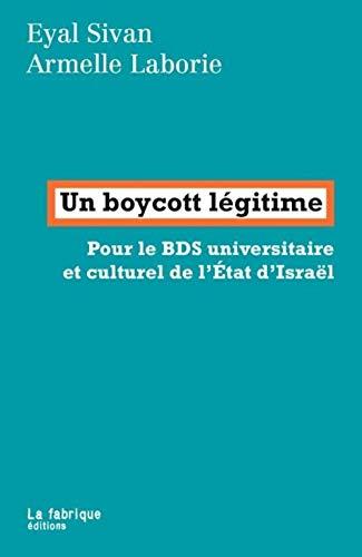Un boycott légitime: Sivan, Eyal