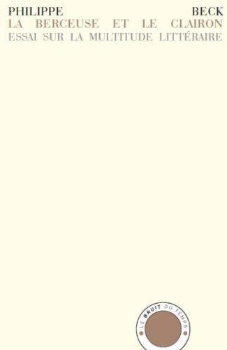 9782358730518: La berceuse et le clairon