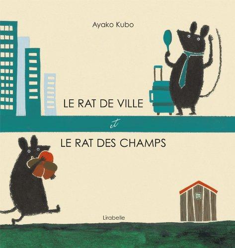 9782358780483: KAMISHIBAÏ Rat de ville et rat des champs