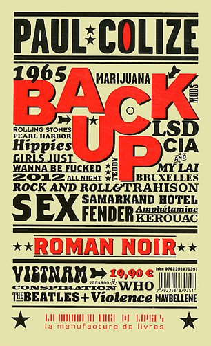 9782358870351: Back Up (French Edition)