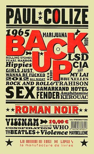9782358870351: Back Up