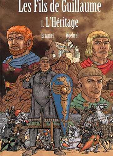 9782358900010: Les fils de guillaume tome 1 l'héritage (French Edition)