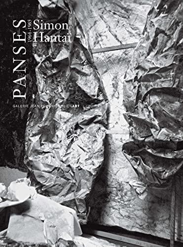 9782359060881: Simon Hantai Panses 1964