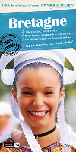 9782359080179: Guide Tao Bretagne : 100% voyage responsable !