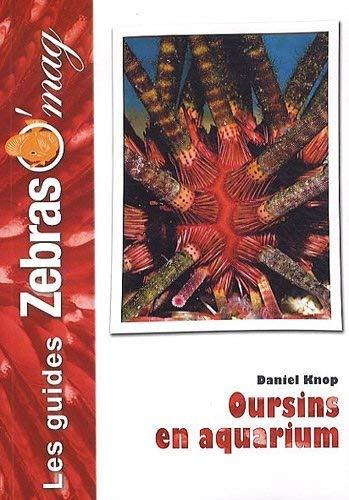 9782359090093: Les Oursins en aquarium: Soins et reproduction