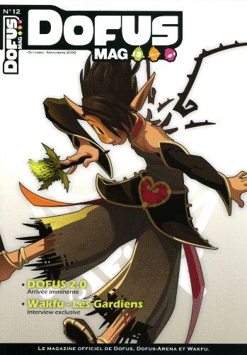 9782359100273: Dofus mag 12 oct-novembre 2009 (French Edition)