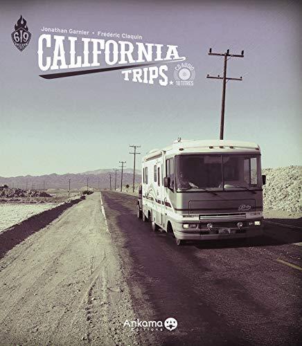 9782359100518: California Trips (1CD audio)