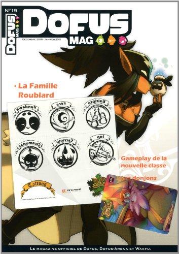 9782359101409: Dofus mag, N° 19, Décembre 2010 :