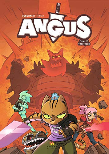 9782359102659: Angus, Tome 2 : Gardopolis