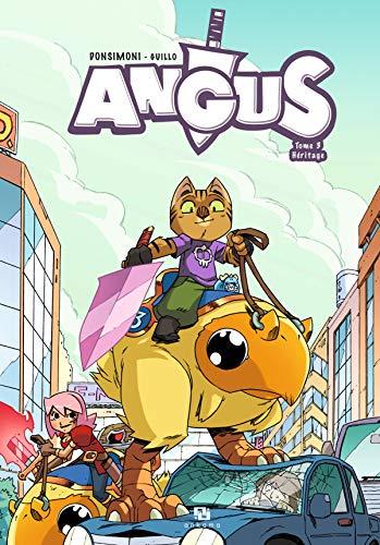 9782359103410: Angus, Tome 3 : H�ritage
