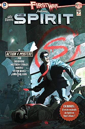 9782359103830: First Wave Featuring Spirit, Tome 3 :