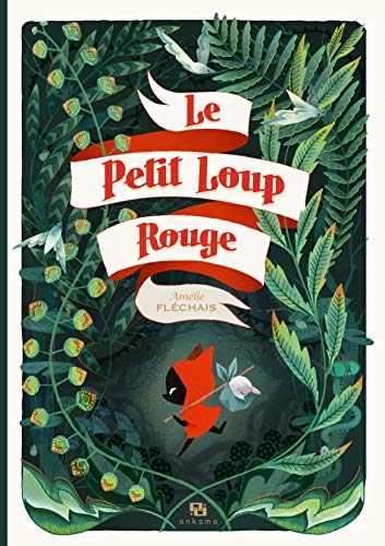 9782359104059: Le petit loup rouge