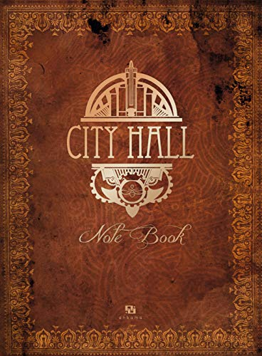 9782359104608: City hall : Note Book