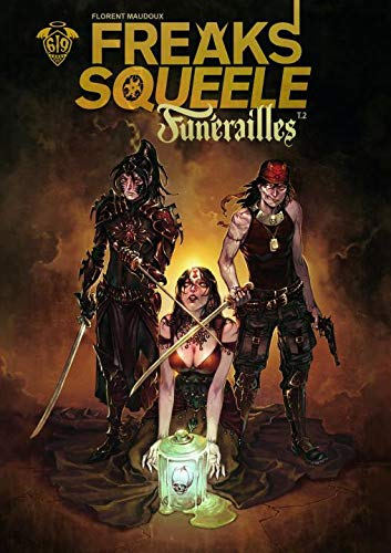 9782359104783: Freaks Squeele : Funérailles, Tome 2 : Pain in black (Label 619)