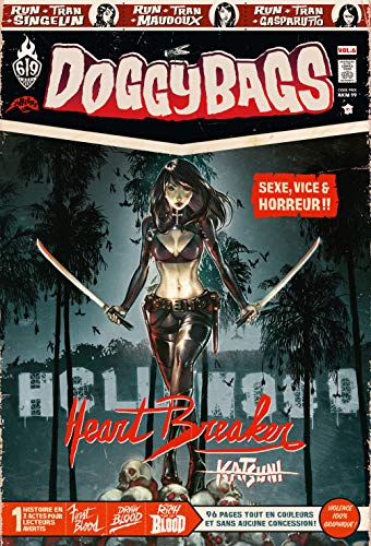 9782359104790: Doggybags tome 6
