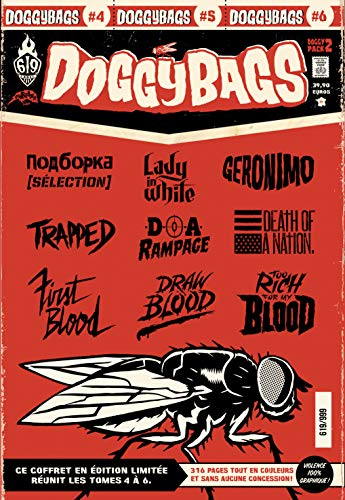 9782359107319: Doggybags, Tomes 4 à 6 : : Avec 7 posters