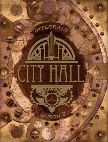 9782359107876: City Hall : Intégrale saison 2 : Tomes 4 à 7