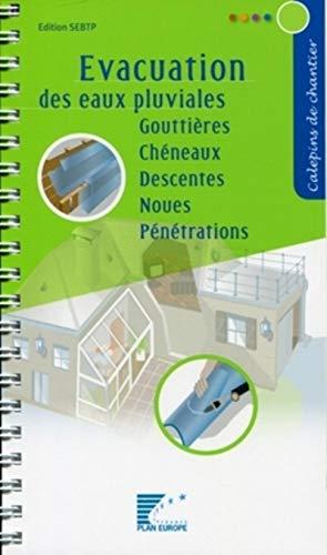 9782359170146: Evacuation des eaux pluviales (French Edition)