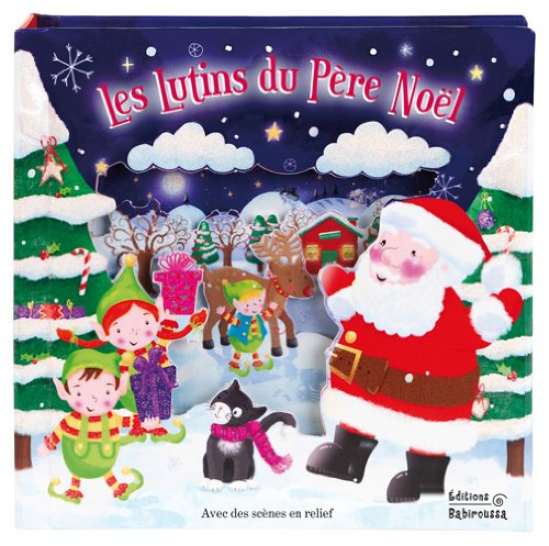 9782359190489: Les Lutins du Père Noël