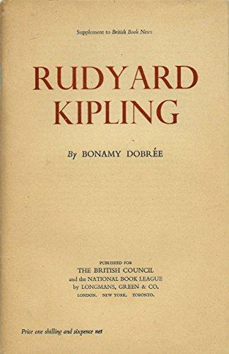 Rudyard Kipling: Dobr?e, Bonamy