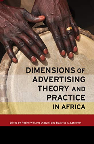 9782359260182: Dimensions of Advertising Theory and Practice in Africa