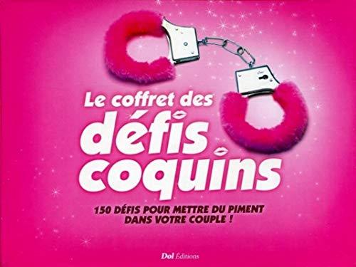 9782359330830: Le coffret des défis coquins (French Edition)