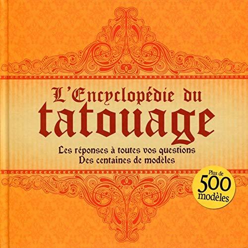 9782359331479: l'encyclopedie du tatouage
