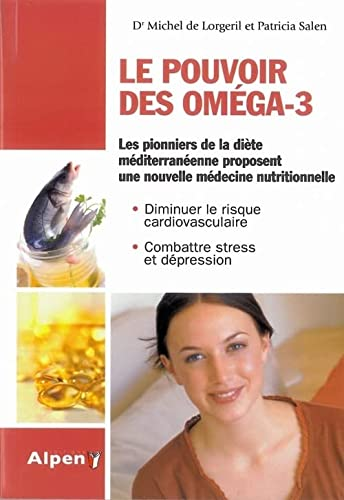 9782359340112: Le Pouvoir des Omega-3 (French Edition)
