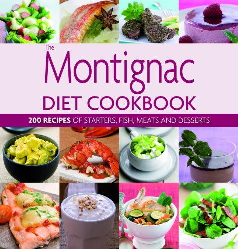 The Montignac Diet Cookbook (2359340395) by Michel Montignac