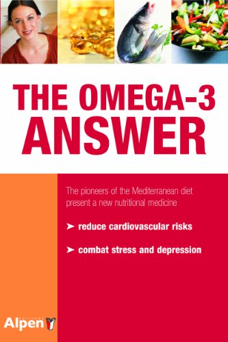 The Omega-3 Answer: It's Natural It's My Health