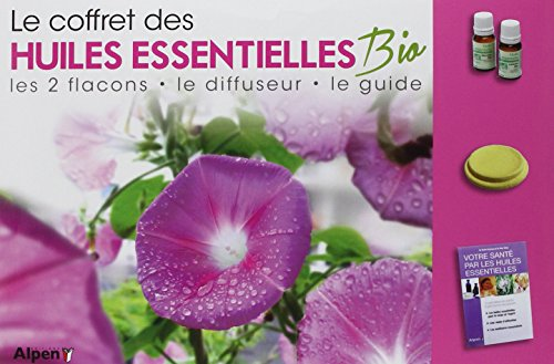 COFFRET HUILES ESSENTIELLES BIO: COLLECTIF NED 2013