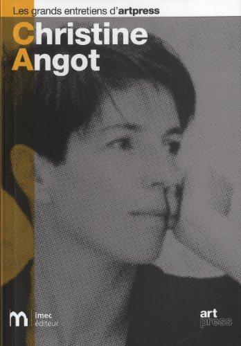 9782359430134: Christine Angot