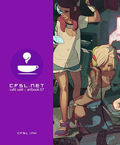 9782359470482: Cfsl.net cafe sale artbook t07