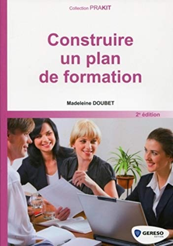 9782359530070: Construire un plan de formation (French Edition)