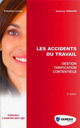 9782359530360: Les accidents du travail (French Edition)