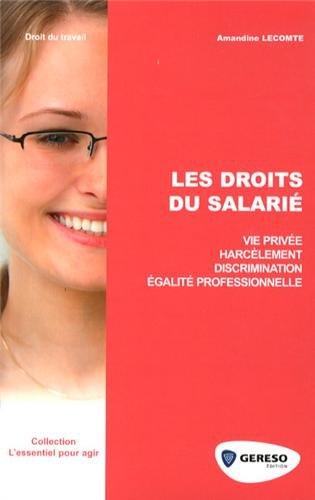 Les droits du salarie: Amandin Lecomte