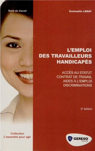 9782359531282: L'emploi des travailleurs handicapés (French Edition)