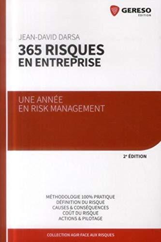 9782359532180: 365 risques en entreprise