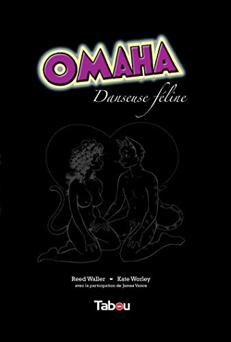 9782359540017: Omaha, danseuse feline, Tome 1 (French Edition)