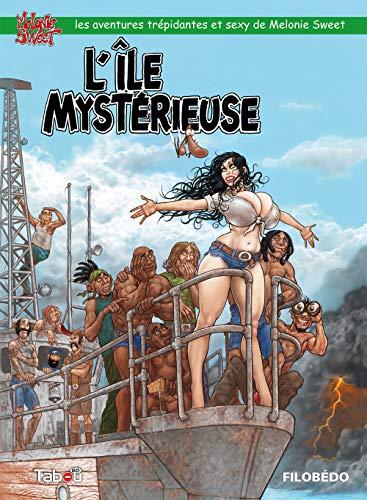 9782359540543: L'île mystérieuse