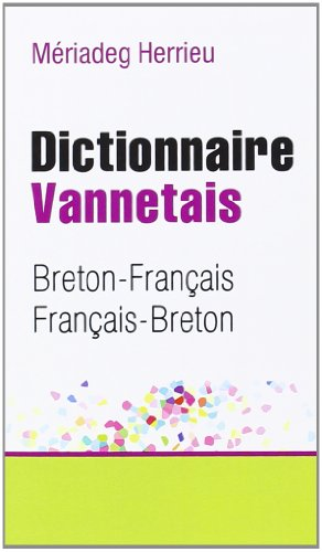9782359740196: Dictionnaire vannetais (French Edition)