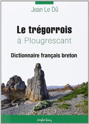 9782359740363: Le dictionnaire breton de Plougrescant volume 2