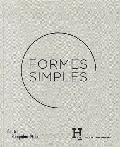 9782359830309: Formes simples