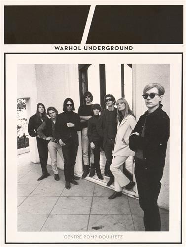 9782359830361: Warhol Underground
