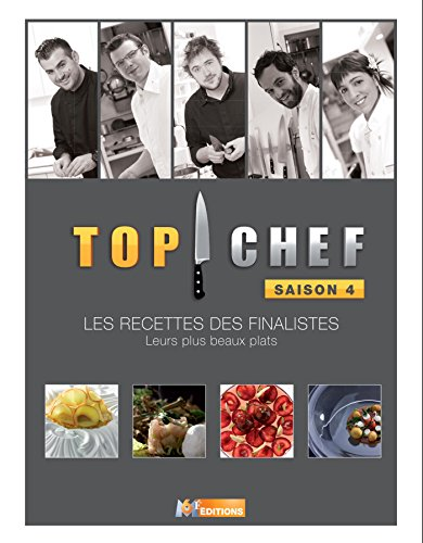 9782359851052: TOP CHEF Saison 4