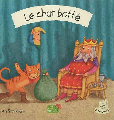 9782359900095: Le chat bott� + CD