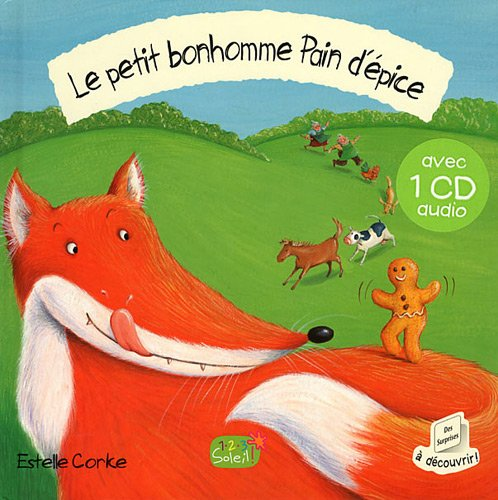 le petit bonhomme pain d epice + cd (2359900137) by Estelle Corke