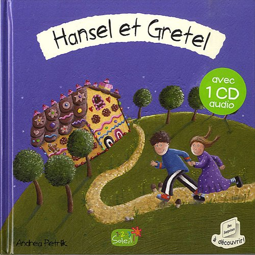 9782359900149: HANSEL ET GRETEL + CD